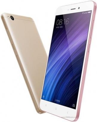 Xiaomi Redmi 4a gold