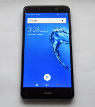 Huawei Y7 (trt-lx1) black