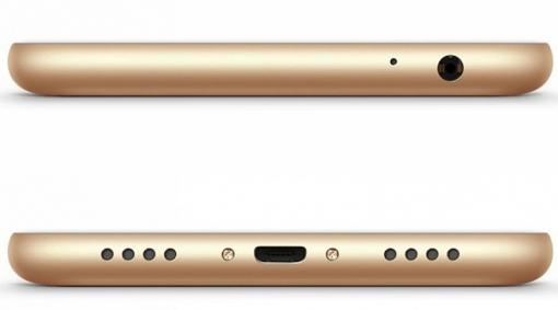 Meizu M3 Note gold