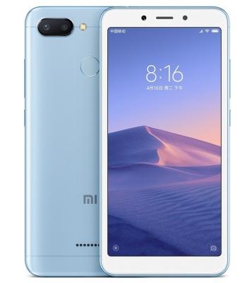 Xiaomi Redmi 6 32gb blue