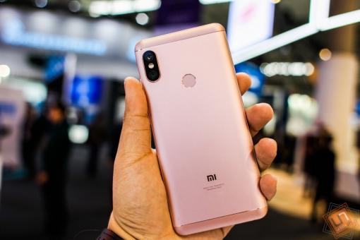 Xiaomi Redmi Note 5 32gb rose gold