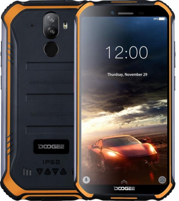 Doogee S40 orange Новый