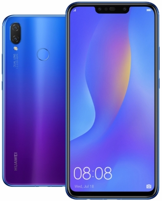 Huawei P Smart Plus Iris Purple