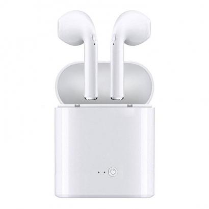 Наушники Bluetooth Airpods i7s TWS white