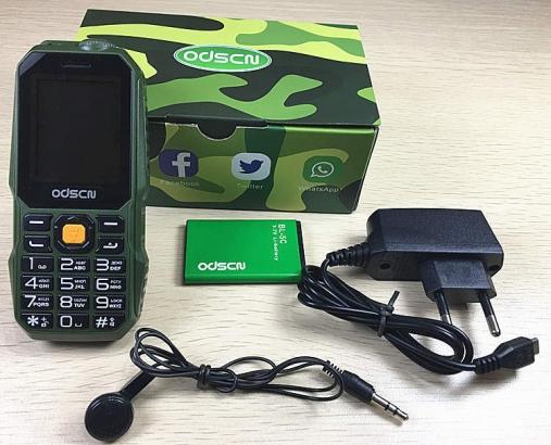 Odscn t320 green Новый
