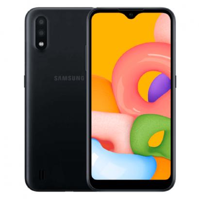 Samsung A01 (a015f) black НОВЫЙ