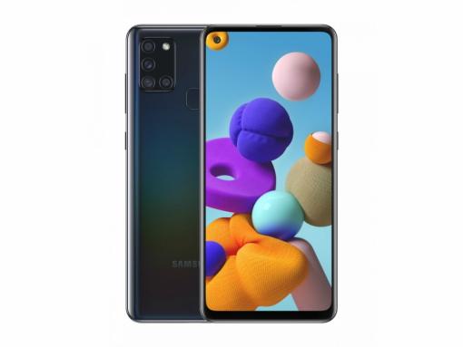 Samsung A21s (a217f) black