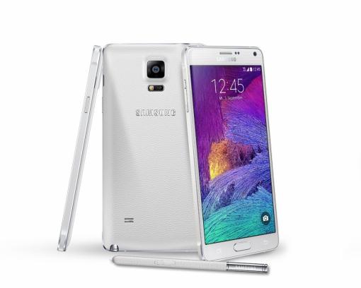 Samsung n910h Note 4 white