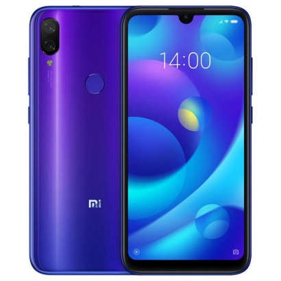 Xiaomi Mi Play 4/64gb blue