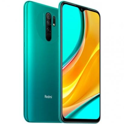 Xiaomi Redmi 9 3/32 gb Green Новый