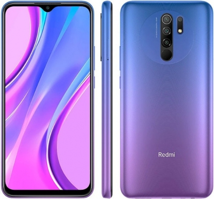 Xiaomi Redmi 9 3/32gb NFC purple НОВЫЙ