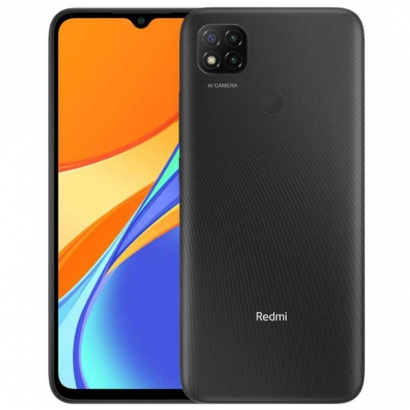 Xiaomi Redmi 9c 2/32gb NFC gray Новый