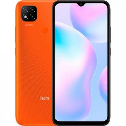 Xiaomi Redmi 9c 2/32gb orange Новый
