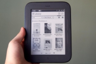 Книга Электронная Barnes & Noble NOOK Simple Touch